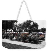 Esther Short Park Rose Garden Weekender Tote Bag