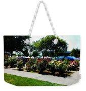 Esther Short Park Rose Gardens Weekender Tote Bag