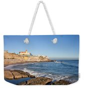 Estoril Coastline In Portugal Weekender Tote Bag
