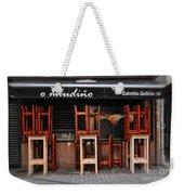 Estrella Galicia Weekender Tote Bag