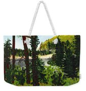 Estuary In Oregon Weekender Tote Bag