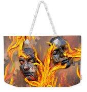 Eternal Damnation Weekender Tote Bag