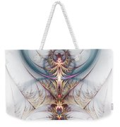 Eternal Flame Weekender Tote Bag
