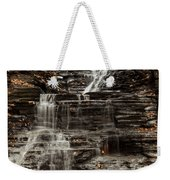 Eternal Flame Waterfalls Weekender Tote Bag