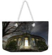 Eternal Life Weekender Tote Bag