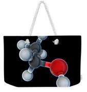 Ethanol Molecular Model Weekender Tote Bag
