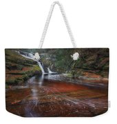 Ethereal Autumn Weekender Tote Bag by Bill Wakeley