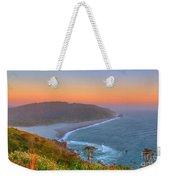 Ethereal Sunset Weekender Tote Bag