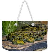 Ethiopian Mountain Vipers Weekender Tote Bag