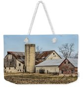 Ethridge Tennessee Amish Barn Weekender Tote Bag