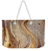 Eucalyptus Bark Weekender Tote Bag