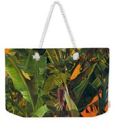 Eugene And Evans' Banana Tree Weekender Tote Bag