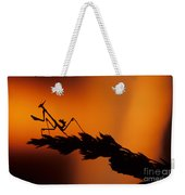European Devil Mantis Weekender Tote Bag