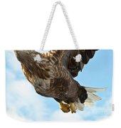 European Flying Sea Eagle 2 Weekender Tote Bag