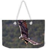 European Flying Sea Eagle 4 Weekender Tote Bag