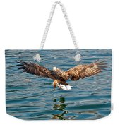 European Flying Sea Eagle 6 Weekender Tote Bag