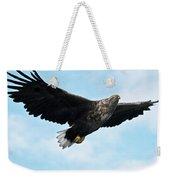 European Flying Sea Eagle 7 Weekender Tote Bag