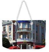 European Mcdonalds Weekender Tote Bag