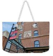 Eutaw Street Weekender Tote Bag by Susan Candelario