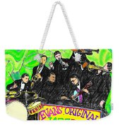 Evans Original Jazz Band Weekender Tote Bag