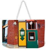 Evanston Wyoming - 2 Weekender Tote Bag