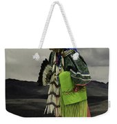 Evelyn In Color Weekender Tote Bag