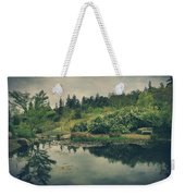 Even After You're Gone Weekender Tote Bag by Laurie Search