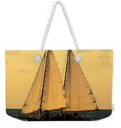 More Sails In Key West Weekender Tote Bag