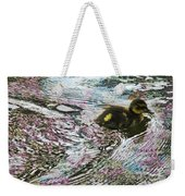 Even The Smallest Leave Ripples In Their Wake Weekender Tote Bag