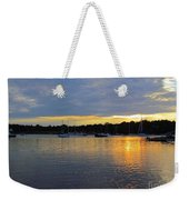 Evening Approaches Weekender Tote Bag