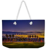 Evening At The Park Weekender Tote Bag