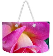 Evening Bloom Weekender Tote Bag