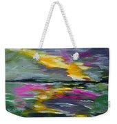 Evening Colors Weekender Tote Bag