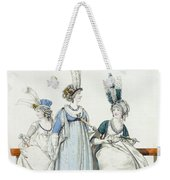 Evening Dresses For The Opera Weekender Tote Bag