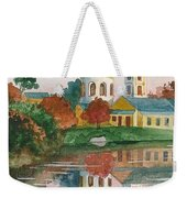 Evening Gong Of The Russian Church Weekender Tote Bag