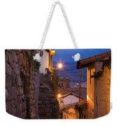 Evening In Cusco  Weekender Tote Bag