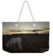 Evening In New Forest Weekender Tote Bag
