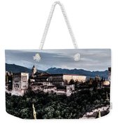 Evening In The Alhambra Weekender Tote Bag