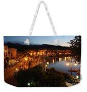 Evening Light In Collioure Weekender Tote Bag