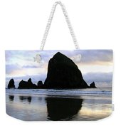 Evening Luster Weekender Tote Bag by Will Borden