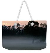 Evening Mist Weekender Tote Bag