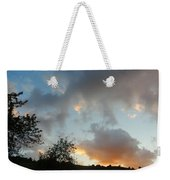 Evening On The Hill Weekender Tote Bag