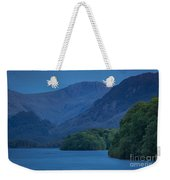Evening Over Derwentwater Weekender Tote Bag