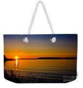 Evening Peace Weekender Tote Bag