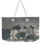 Evening Rendezvous Weekender Tote Bag by Laurie Search
