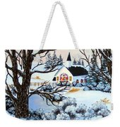 Evening Services Weekender Tote Bag