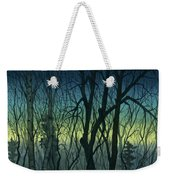 Evening Stand Weekender Tote Bag