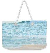 Evening Surf Weekender Tote Bag