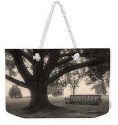 Evening Swing - Oak Tree - Altus Arkansas Weekender Tote Bag