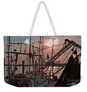 Evening Time On The St. Johns River Weekender Tote Bag